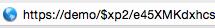 URL encryption
